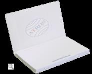 Haftnotiz 125x75mm + Umschlag