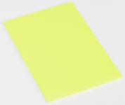 A4 Haftnotizen brillant gelb
