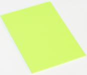 A4 Haftnotizen brillant grün