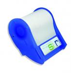 Haftnotiz Roller blau 3-teilig