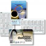Checkkartenkalender