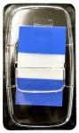 Index Streifen blau