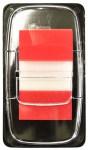 Index Streifen rot