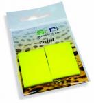 Refills vollflächig gelb