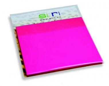 Clear Note pink