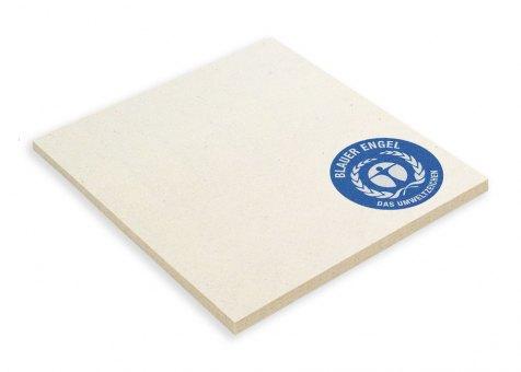 Haftnotizen aus zertifiziertem Papier Blauer Engel