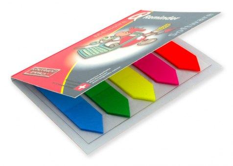 Pfeilform Filmmarker im Umschlag