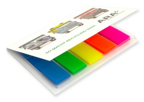 Z-Filmmarker vollflächig im Umschlag