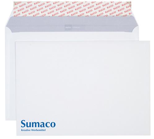 Briefkuverts C4 bedruckt - ELCO ohne Fenster