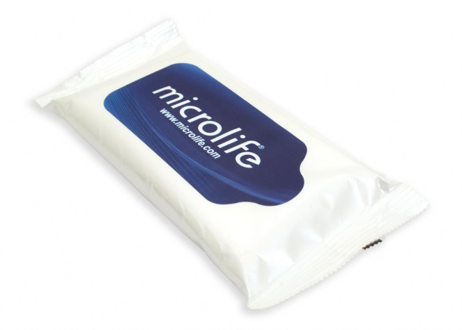 Feuchttücher - grosse Packung